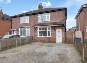 Thumbnail 2 bed semi-detached house for sale in Sayers Road, Stafford