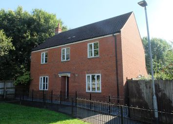 Thumbnail 4 bed detached house for sale in 6 Hopton Close, Ledbury, Herefordshire