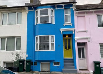 Luther Street, Hanover, Brighton BN2. 3 bed terraced house for sale