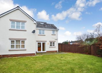 Thumbnail 5 bed detached house for sale in Broomheath Lane, Stapleford, Tarvin, Chester