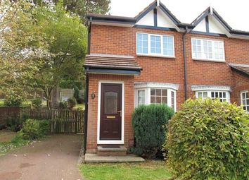 Thumbnail 2 bed semi-detached house for sale in Loxley Close, Macclesfield