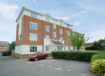 Thumbnail 2 bed flat for sale in Cobham Close, Cippenham, Slough