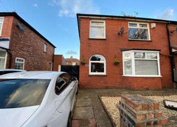 Thumbnail 3 bed semi-detached house to rent in Windsor Road, Denton, Manchester