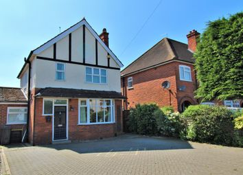 Thumbnail 3 bed detached house for sale in Westwood Road, Tilehurst, Reading