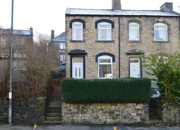 Thumbnail 2 bed semi-detached house for sale in Manchester Road, Linthwaite, Huddersfield