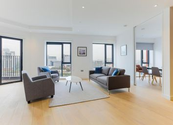 Thumbnail 3 bed flat for sale in Java House, London City Island, London