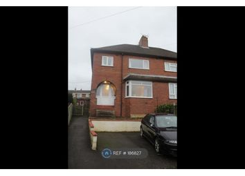 Thumbnail 3 bed semi-detached house to rent in Oak Avenue, Staffordshire