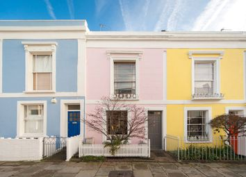Thumbnail 2 bed terraced house to rent in Leverton Street, London