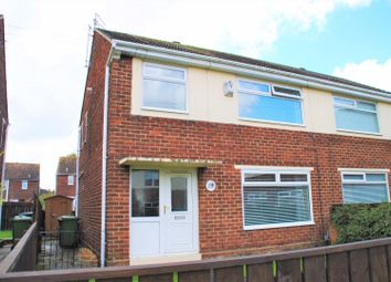 Thumbnail 3 bed semi-detached house to rent in Kelly Road, Hebburn