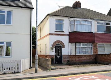 Thumbnail 3 bed semi-detached house for sale in Station Road, Rainham, Gillingham
