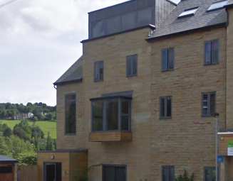 Thumbnail 2 bed flat to rent in Oldham Road, Ripponden