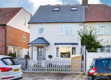 Thumbnail 4 bed semi-detached house for sale in Kilmington Road, London
