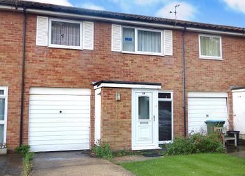 Thumbnail 3 bed terraced house to rent in Chanctonbury Road, Rustington, Littlehampton