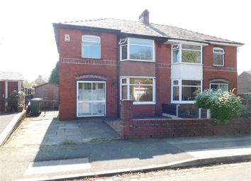 Thumbnail 3 bed semi-detached house to rent in Northfield Road, Walmersley, Bury