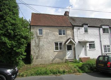 Thumbnail 1 bed end terrace house for sale in 99 Pound Street, Warminster, Wiltshire