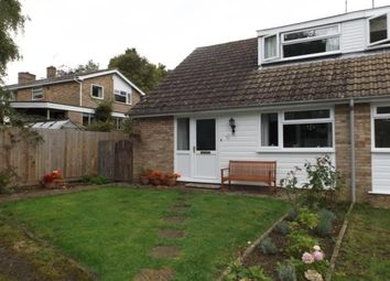 Thumbnail 3 bed bungalow to rent in Spring Lane, Flore