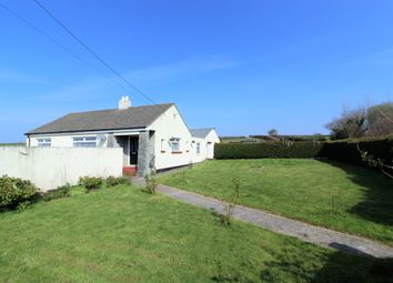 Thumbnail 2 bed detached bungalow for sale in St. Giles-On-The-Heath, Launceston
