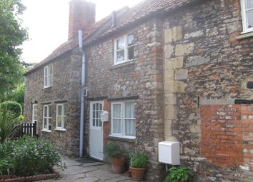 Thumbnail 1 bed cottage to rent in St John's Street, Wells