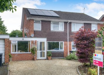 Thumbnail 4 bed semi-detached house for sale in Blacksmiths Close, South Littleton, Evesham
