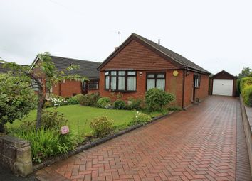 Thumbnail 2 bed detached bungalow for sale in Lingfield Avenue, Brown Edge, Staffordshire