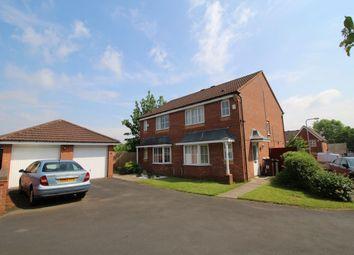Thumbnail 3 bed semi-detached house for sale in Argil Close, Wolverhampton