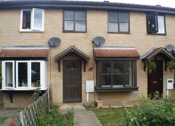 Thumbnail 2 bedroom terraced house to rent in Wagner Close, Browns Wood, Milton Keynes
