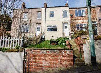 Thumbnail 2 bed terraced house for sale in East Crescent, Loftus, Saltburn-By-The-Sea