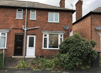 Thumbnail 3 bed end terrace house to rent in Charlton Grove, Beeston, Nottingham