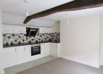 Thumbnail 1 bed flat to rent in Saltergate, Chesterfield