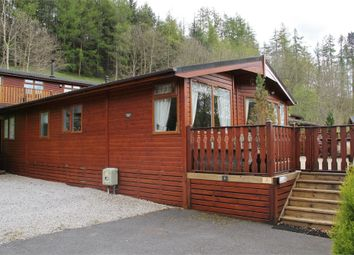 Thumbnail 2 bed mobile/park home for sale in Fellside 6, Limefitt Caravan Park, Windermere, Cumbria