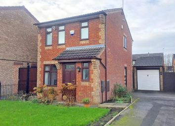 Thumbnail 3 bedroom detached house for sale in Mallow Close, Walsall, West Midlands