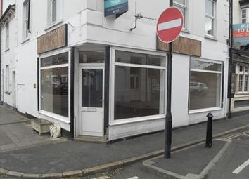 Thumbnail Retail premises to let in 23 Castle Street, East Cowes, Isle Of Wight