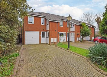 Thumbnail 3 bedroom terraced house for sale in Cavendish Mews, Northlands Road, Southampton