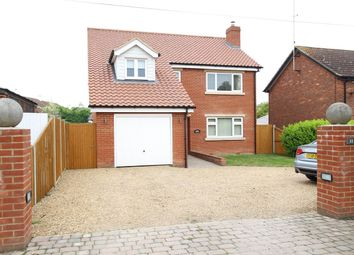 Thumbnail 4 bed detached house for sale in Gipping Road, Gt Blakenham, Ipswich, Suffolk