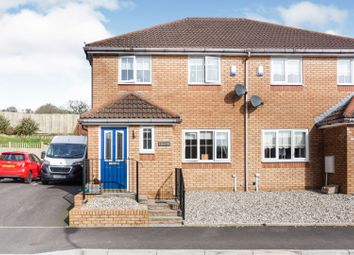 Thumbnail 3 bed semi-detached house for sale in Nant-Y-Fron, Porth