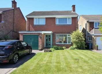 Thumbnail 4 bed detached house for sale in Brean Road, Stafford