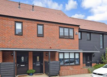 Thumbnail 3 bed terraced house for sale in Hawley Drive, West Malling, Kent