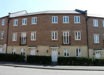 Thumbnail 3 bedroom property to rent in Fleming Way, St. Leonards, Exeter