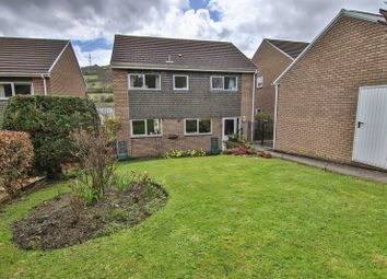 Thumbnail 4 bed detached house for sale in Old Rectory Close, Gilwern, Abergavenny