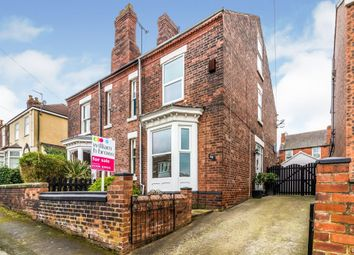 Thumbnail 4 bed semi-detached house for sale in Broom Terrace, Rotherham