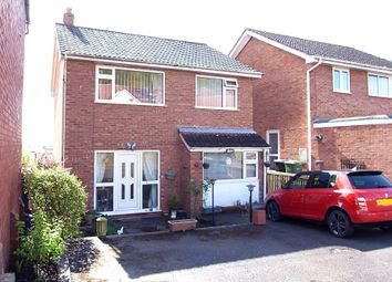 Thumbnail 3 bed detached house for sale in Homend Crescent, Ledbury