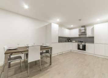Thumbnail 4 bed flat to rent in Butcher Road, Canning Town