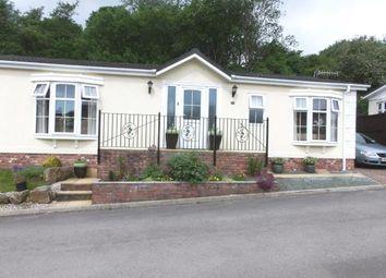 Thumbnail 2 bed mobile/park home for sale in Swinnel Brook Park, Grane Road, Haslingden, Rossendale