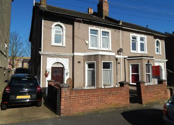 Thumbnail 4 bedroom semi-detached house for sale in Cambridge Road, Anerley, London