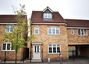 Thumbnail 4 bed link-detached house for sale in Cornmill Road, Sutton-In-Ashfield