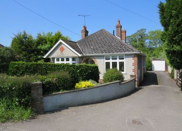 Thumbnail Detached bungalow for sale in Knapps, Shillingstone, Blandford Forum