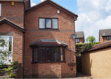 Thumbnail 2 bed town house for sale in Thornbrook Close, Chapletown Sheffield