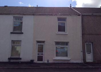 Thumbnail 2 bedroom terraced house to rent in Neath Road, Plasmarl, Swansea