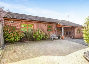 Thumbnail 4 bed detached bungalow for sale in Syers Close, Liss