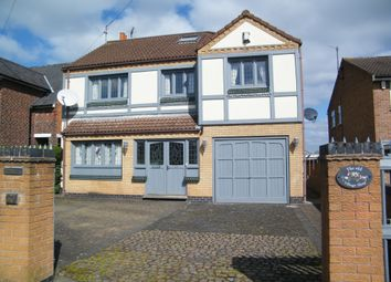 Thumbnail 3 bedroom detached house for sale in Kimberley Road, Nuthall, Nottingham